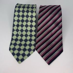 Other - NWOT Two Stafford Ties